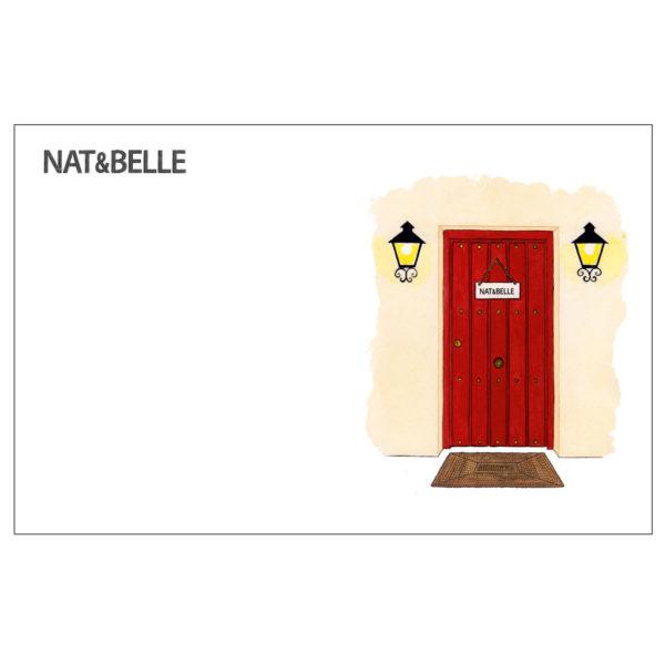 Nat&belle-puerta
