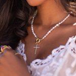 Collar Perlas M