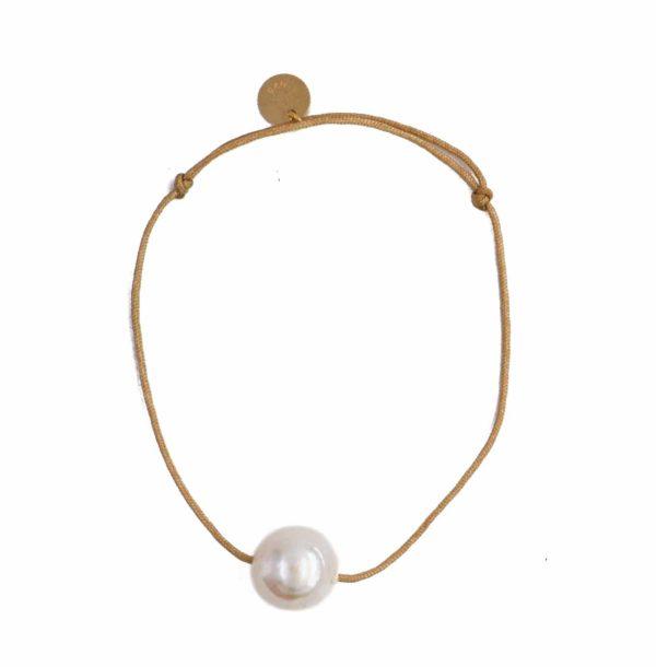 pulsera perla